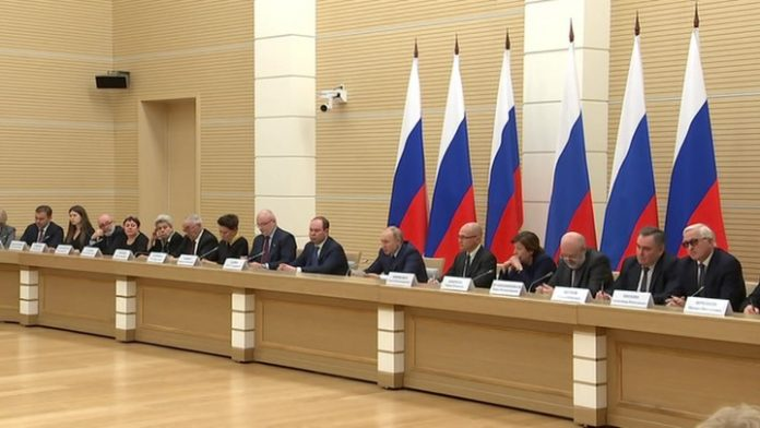 Putin: proposals to change the Constitution to a vote it is necessary to make