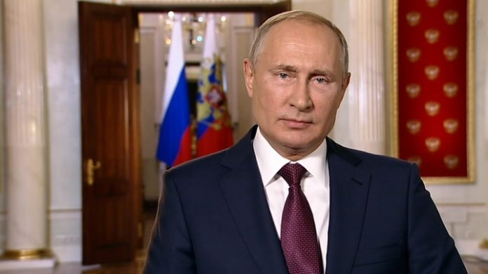Putin: Russia must strengthen its status as one of the leading Maritime powers