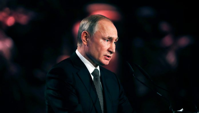 Putin: the crimes of the Nazis and their henchmen do not have a Statute of limitations