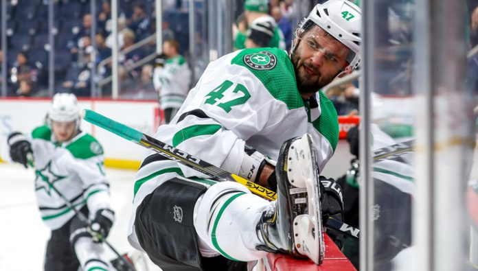 Radulov is about the