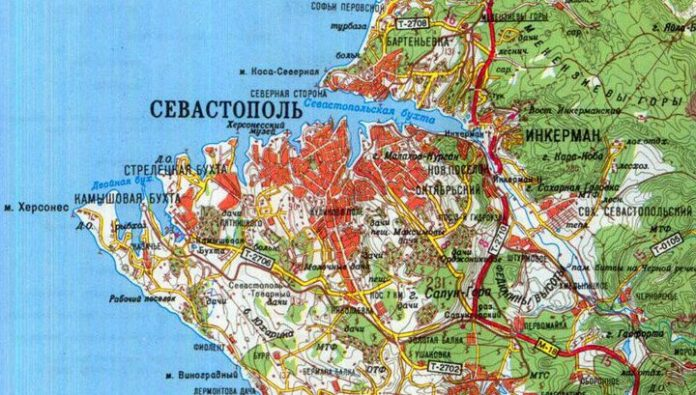 Razvozhaev and Aksenov signed an agreement on the borders of Crimea and Sevastopol