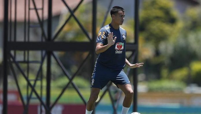 Real Madrid paid 30 million euros for the transfer of 18-year-old Brazilian from Flamengo