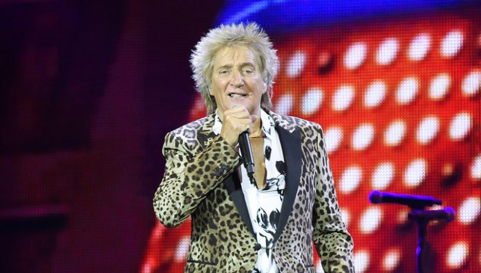 Rod Stewart, along with son was arrested for a brawl at a children's party