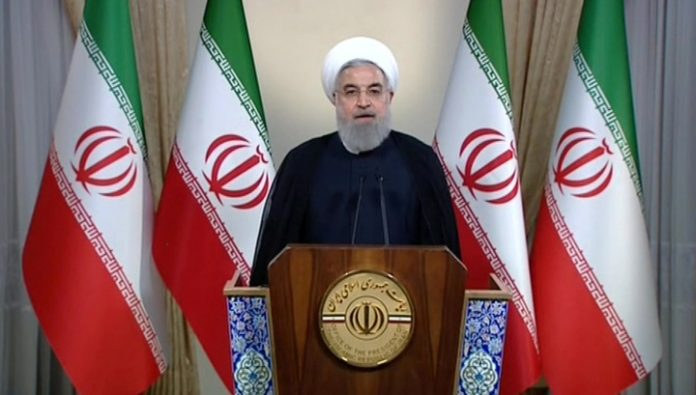 Rouhani offers to return the starting point of the negotiations AGREEMENT