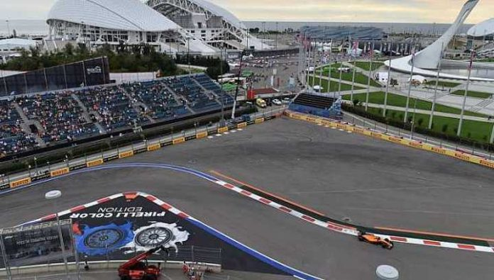 Royal race will be held in Sochi in autumn