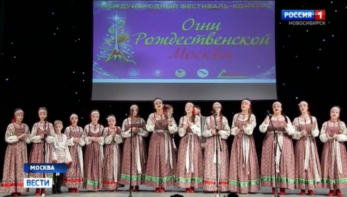 Rural choir of Barysheva recognized as the best performer of Russian folk songs