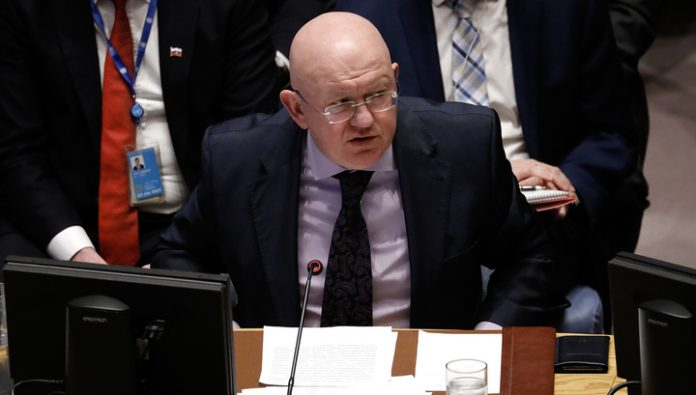 Russia explained why he blocked a UN security Council statement on Iraq