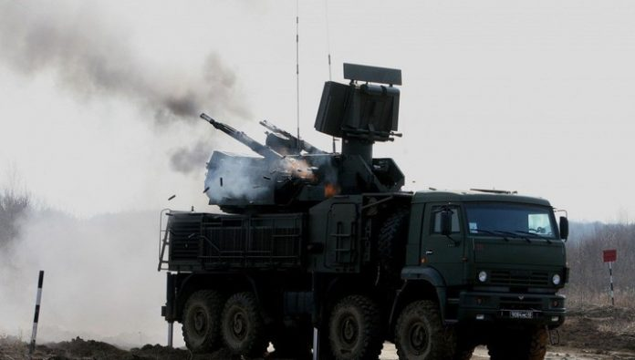 Russian air defense forces repelled the attack on the base Hamim