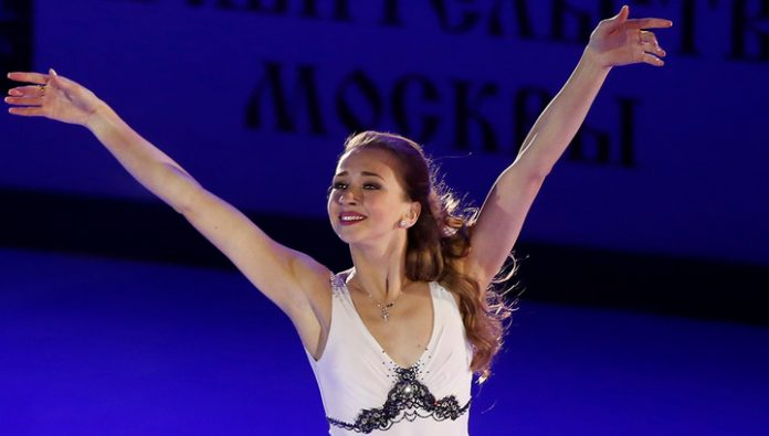 Russian figure skater won silver and bronze in youth Olympic games