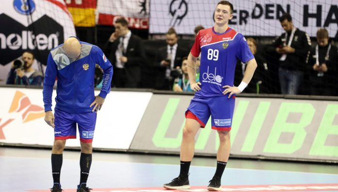 Russian handball players will not perform at the Olympics