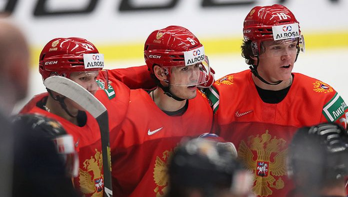 Russian hockey players reached the final of the world youth championship