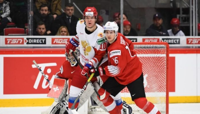 Russian hockey players reached the semi-finals of the world youth championship