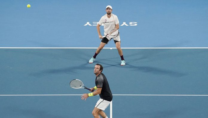 Russian tennis players defeated the Argentines on the ATP Cup