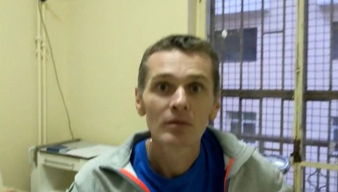 Russian winnick spoke about torture in prison and asked for help