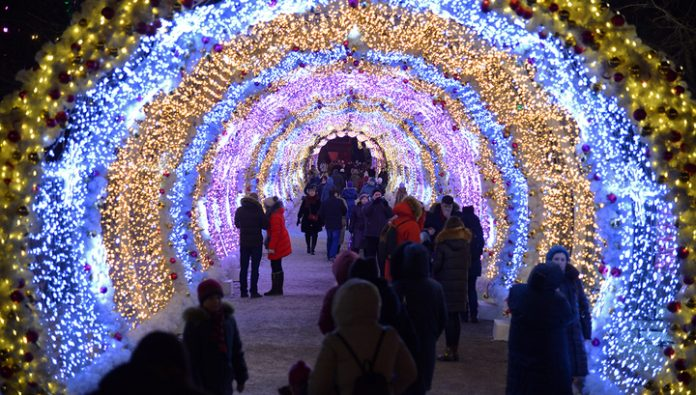 Russians are waiting for the anomalous Christmas