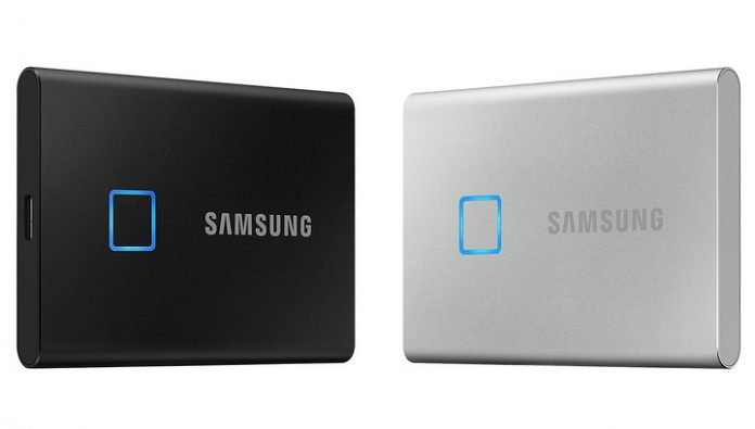 Samsung defended the SSD fingerprint scan
