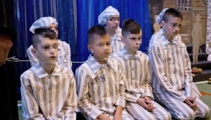 School play about Auschwitz in Poland caused a scandal