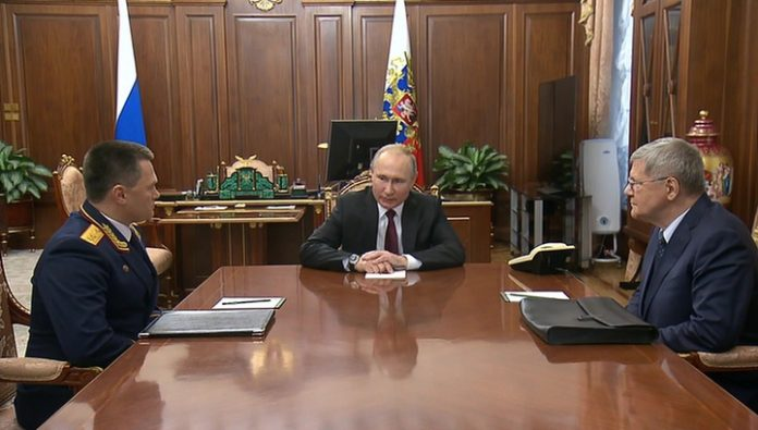 Seagull offered the post of presidential envoy in the North Caucasus