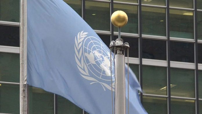 Seven UN member States lost their right to vote