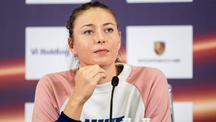 Sharapova will donate 25 thousand dollars to put out fires in Australia