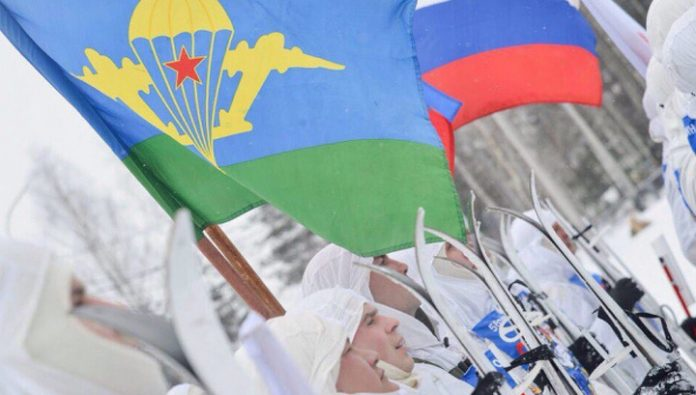 Ski crossing of Russian troops on 12 thousand kilometers starts in Voronezh