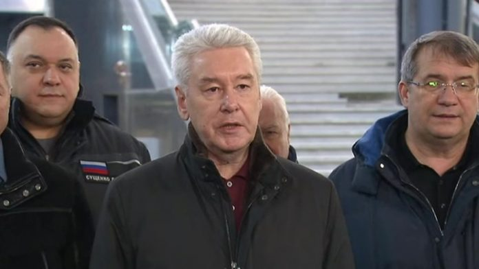 Sobyanin told about the record of the festival and subway plans