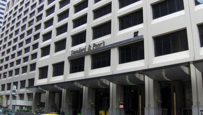 Standard & Poor's affirmed the credit rating of Russia to