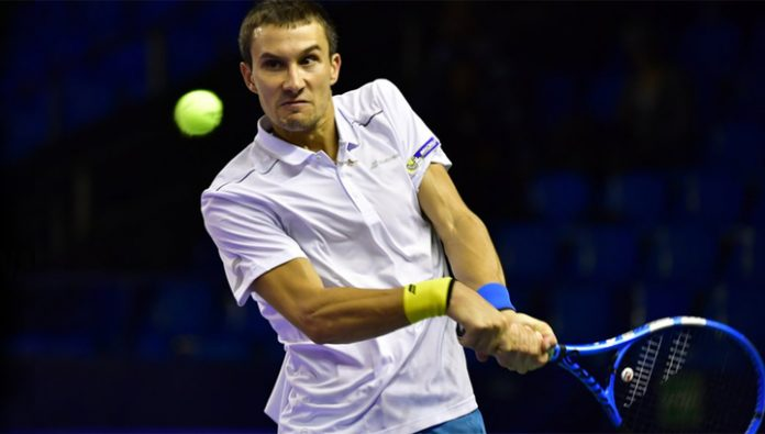 Tennis player Evgeny Donskoy has won the qualifying of the Australian Open