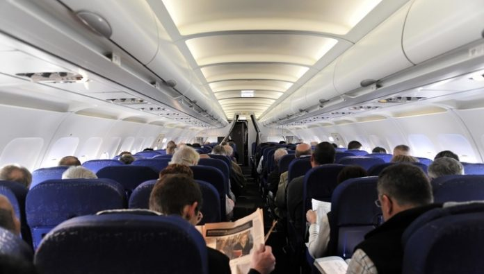 The aircraft's palsy: medics described unusual symptoms similar to a stroke