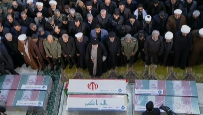 The assassination of General Suleimani: US fear the symmetric response