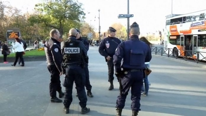 The attack in the suburbs of Paris recognized as a terrorist attack