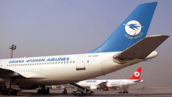 The company Ariana Afghan Airlines has denied information about the crash of his plane