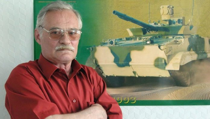 The Creator of war machines Alexander Blagonravov died new year's eve
