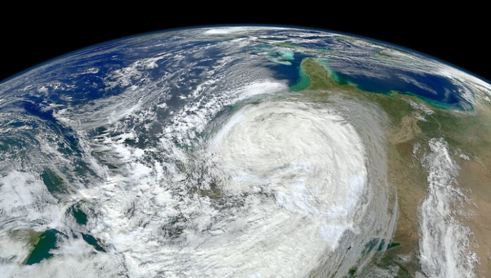 The cyclone from Scandinavia will fall to the Urals