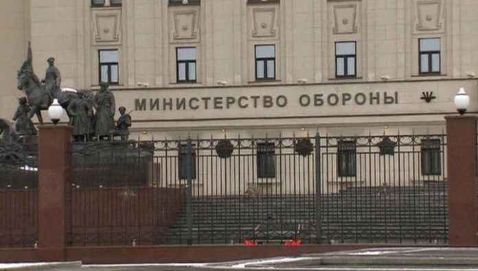The defense Ministry reported on the situation in Syria