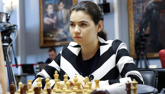 The dispute for the chess crown: goryachkina and Wenjun third in draws