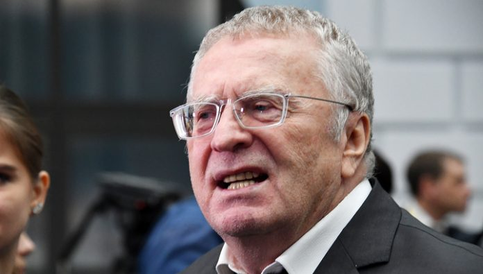 The Duma Commission on ethics will discuss the distribution Zhirinovsky money