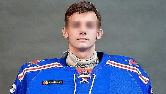 The eldest son of former hockey player Sokolova killed a mother in a deranged condition, he was sent to a mental hospital