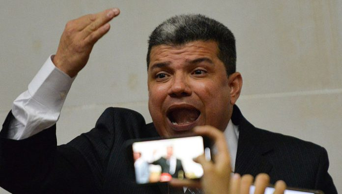 The enemy of Guido declared himself President of the National Assembly of Venezuela