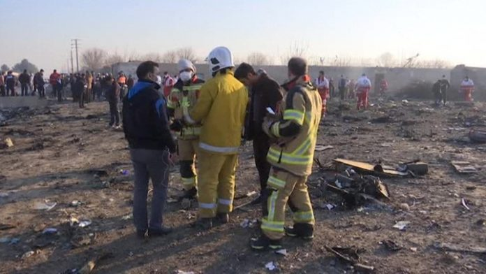 The fall of the Ukrainian plane: the investigation continues