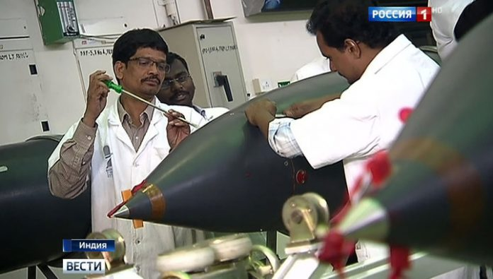 The first Indian squadron, fully armed with BrahMos missiles