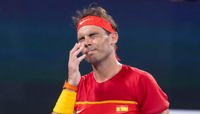 The first racket of the world, Nadal unexpectedly lost to Goffin in the ATP tournament Cup