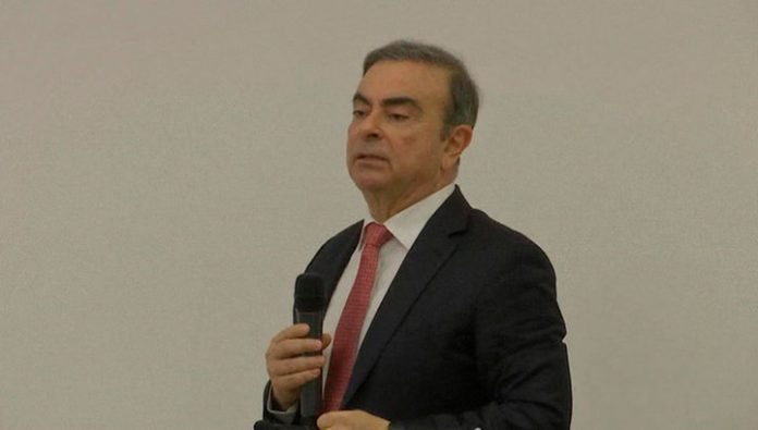 The former head of Nissan Carlos Ghosn was summoned for questioning to the Prosecutor General of Lebanon
