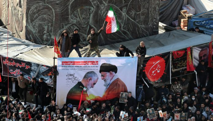 The funeral of Soleimani postponed: 32 people killed, 190 injured himself, but not all said goodbye