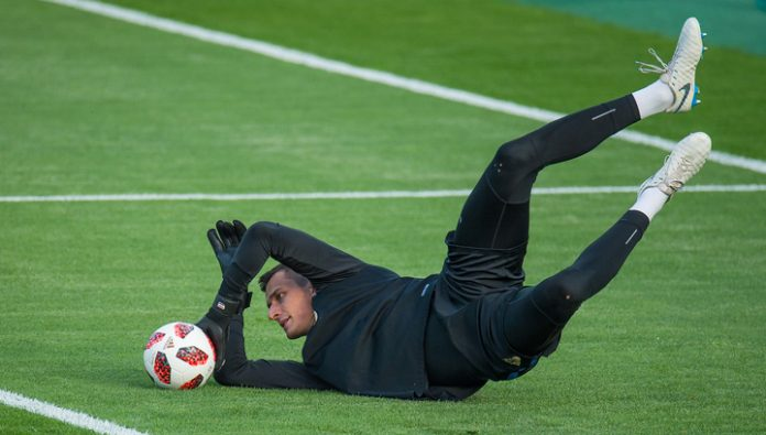 The goalkeeper of the Croatian national team will spend the rest of the season in Toulouse