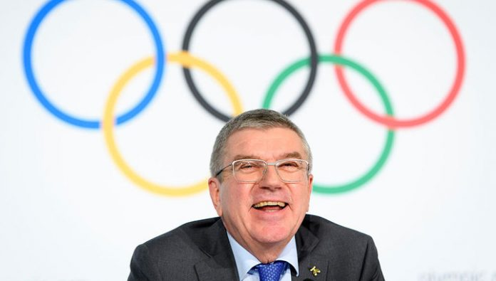 The head of the IOC Bach: at the youth Olympics right Russia will be on a par with all