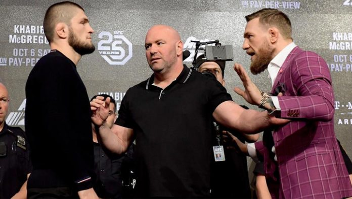 The head of the UFC is ready to give McGregor a rematch with Nurmagomedov