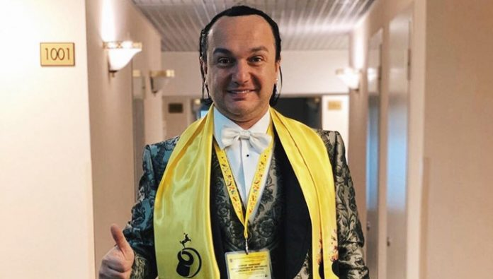 The main Director of Russian state circus company Gia Eradze left his position