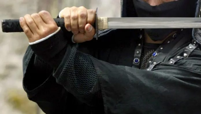 The man asked the court to conduct a duel with samurai swords with his wife, to settle a dispute
