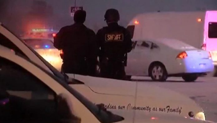 The massacre in Colorado: injured 8 people